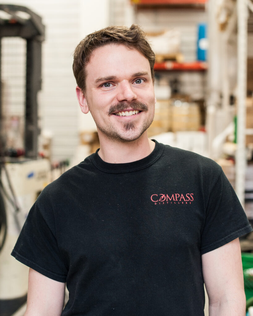 Alex Wrathell (Compass Distillers)